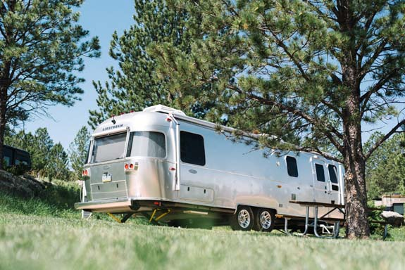 Custer resort RV